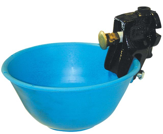 Push-Button Waterer w/ Plastic Bowl (M81) Replacement Parts