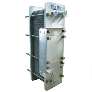 Plate and Tube Coolers