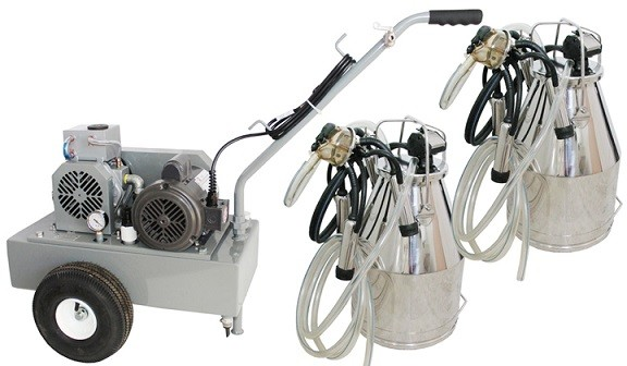 Complete Portable Milking Packages
