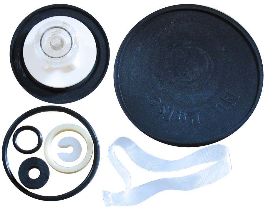Nupulse Parts for Milkers