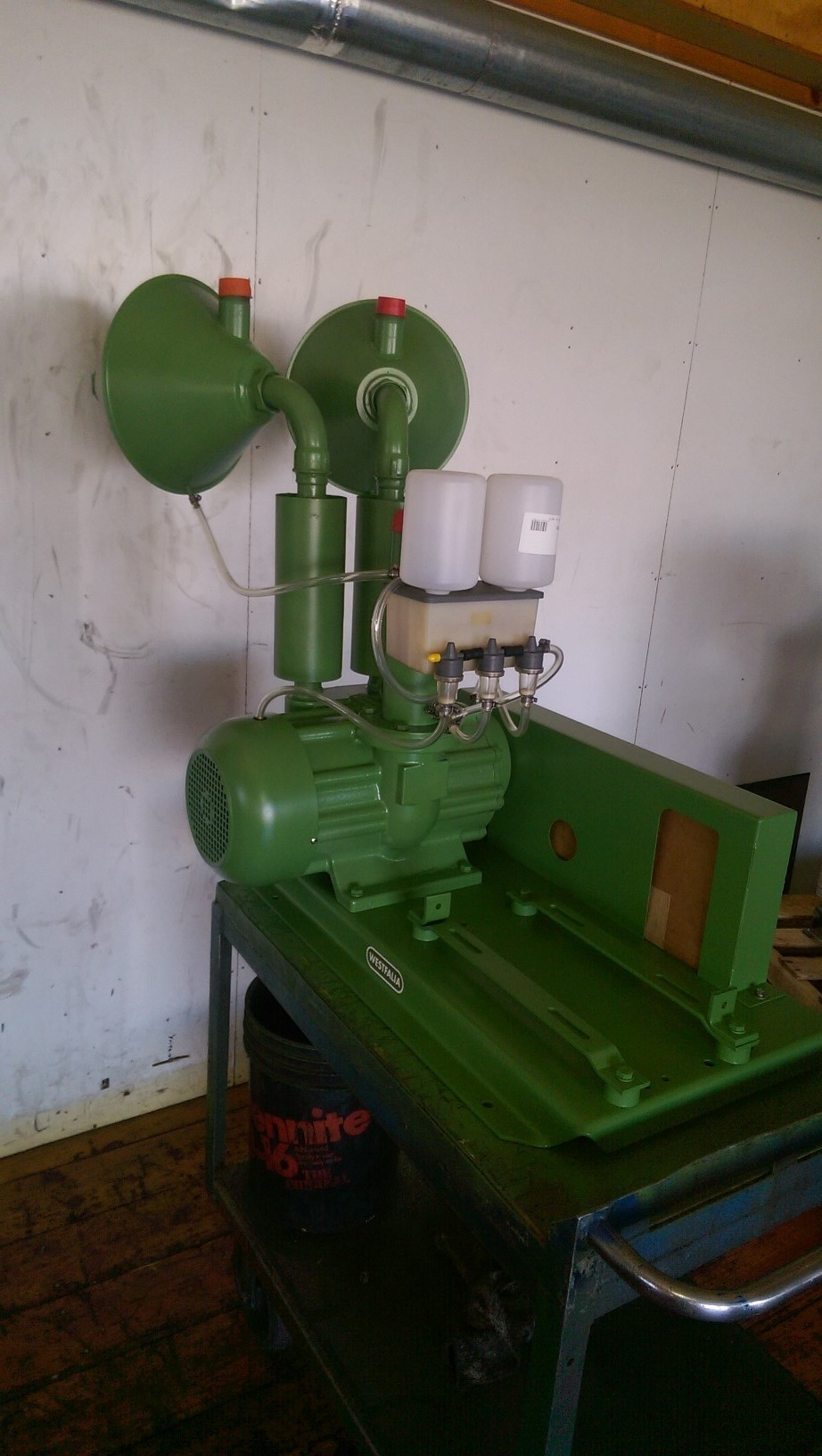 Used rebuilt RPS 2800 pump unit, new style