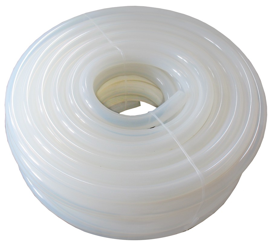 "7/16"" Silicone tubing - Foot or 100' Roll"