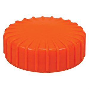 Storage Cap f / Ambic Dip Cup--Orange Yellow Blue Green
