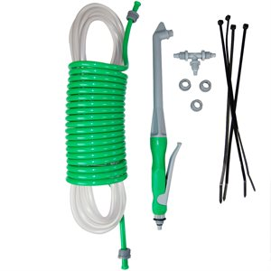 Green Extension Kit w/Solid Cone Spray