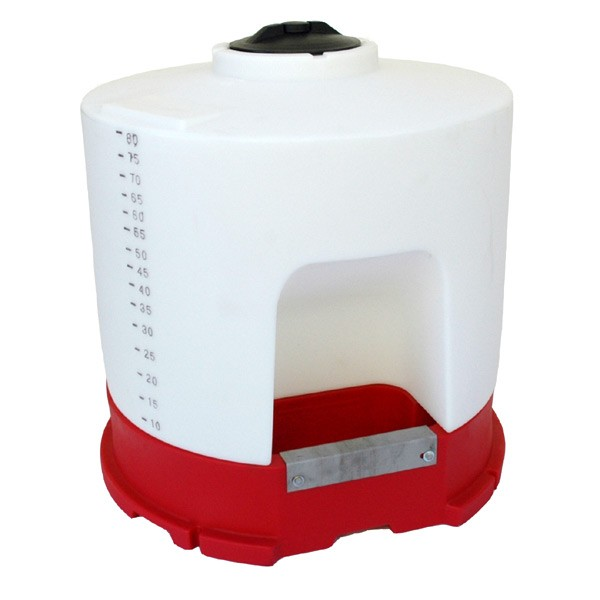 Replacement Red Base f/  MFD85 Field Drinker