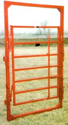 Walk Thru Gates Panels Amp Gates Animal Handling Amp Control