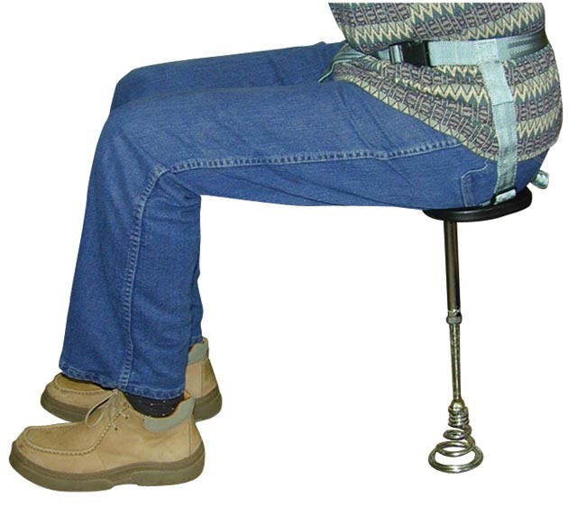Adjustable Strap On Milk Stool Boxed Milking Stools