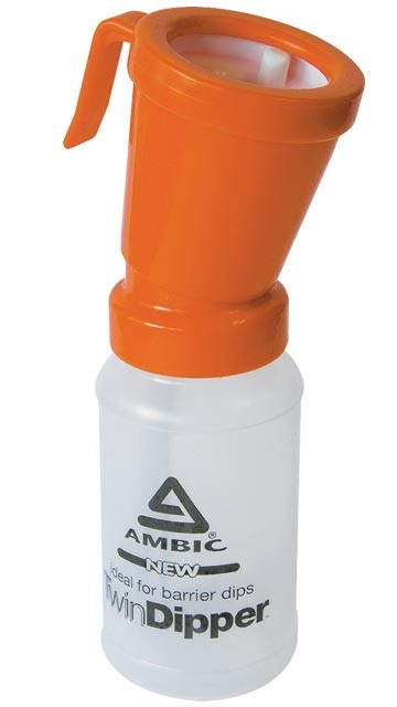 Ambic Bagged Twin Tube Dip Cup