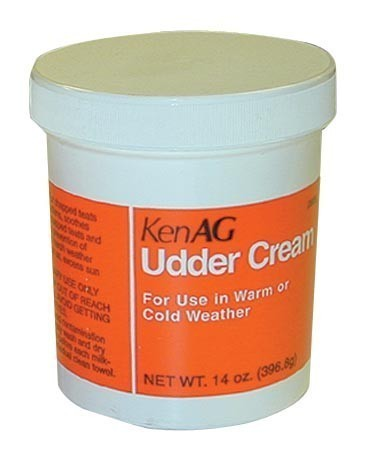 KenAg Udder Cream 14oz - Case of 12