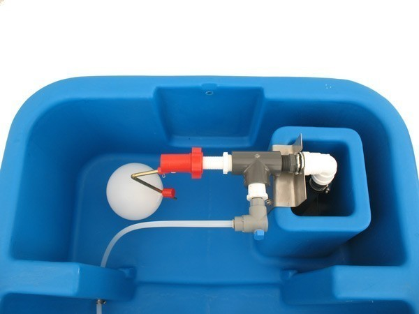Open Trough Waterer Non Heated