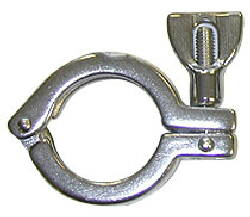 Heavy Duty Clamp--4""