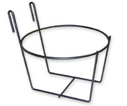 Pail Holder f/ Use on Wire Fence - BULK DISCOUNTS AVAILABLE!