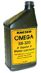 Oil f/ Kaeser Pump--Quart