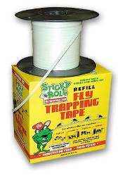 Sticky Roll Fly Tape 600' Refill f/ Deluxe Kit