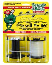 Sticky Roll Fly Tape 81' Minikit