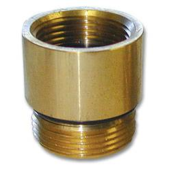 "1"" NPSH Brass Female Adapter"