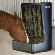 Durable Plastic Hay Max Feeder by EndureQuest - BULK Discounts Available!