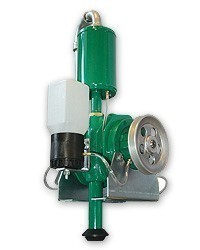 PV350 Green Vacuum Pump Package
