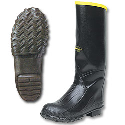 "16"" Rubber Insulated Knee Boot"