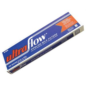 "KenAg 3-1/4""x22"" Ultraflow Tube--10 Boxes of 100"