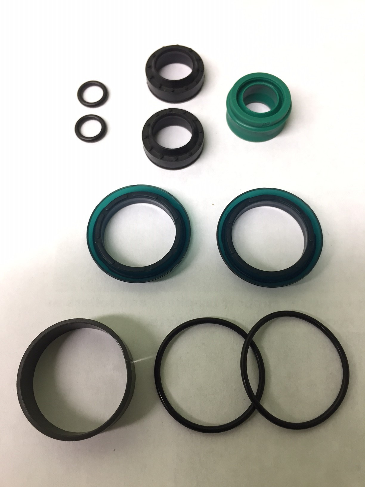 Cylinder Seal Repair Kit f/ Rapid Exit Stall - Small Entrance Gate