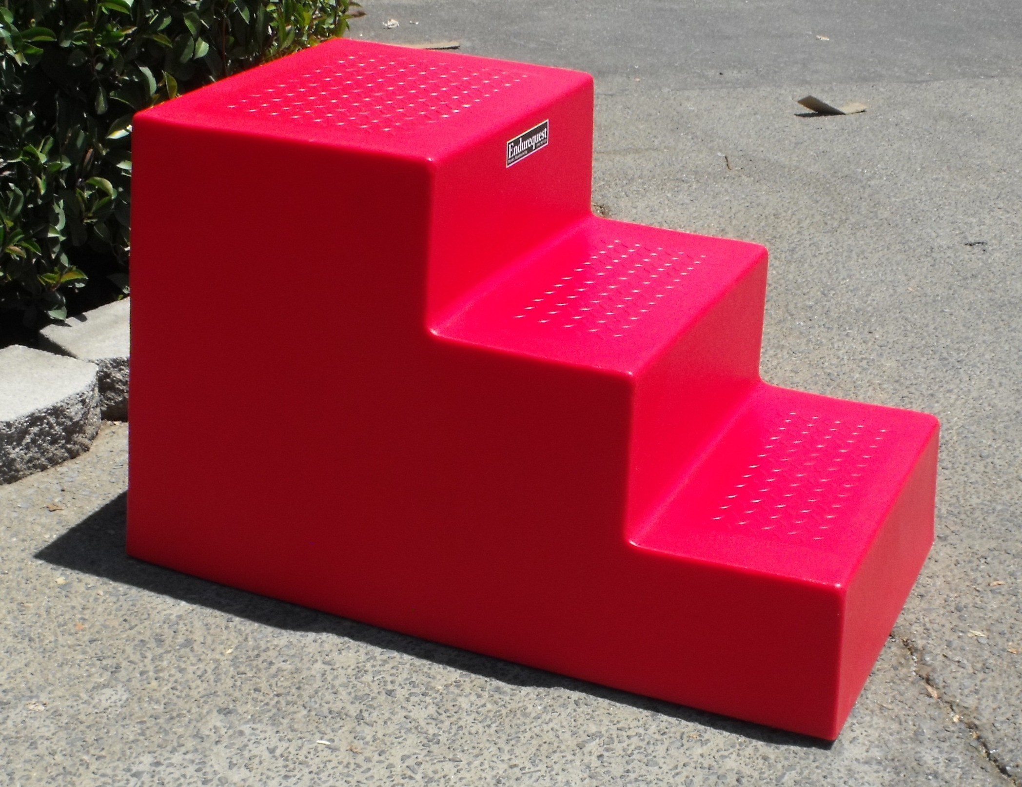 """Get-Up"" III Mounting Block by EndureQuest"