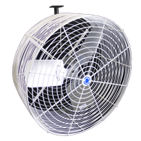 "Schaefer 24"" Versa-Kool Circulation Fan, 3-phase SPECIAL ORDER ITEM"