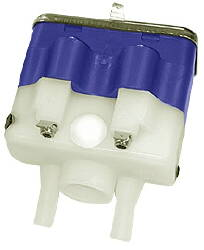 Blue Permanent Mount Pulsator--12V