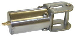 "SS Air-Operated Pinch Valve f/ 7/8"" Tubing"