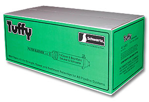 "Schwartz 4-7/8""x33-1/2"" Tuffy Filter Tubes--9 Boxes of"