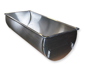 "53.5"" ""Gallon Deep"" Single SS Sink"