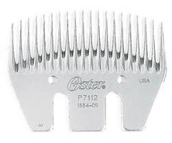 "Oster P7112 20-Tooth Goat Comb f/3"" Head"