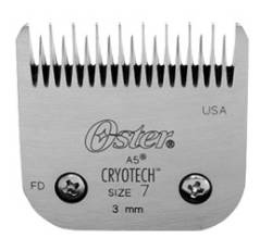 Oster Size 7 Cryogen-X Blade Set