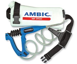 Ambic Hip Sprayer Complete