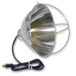 Brooder Lamp Reflector