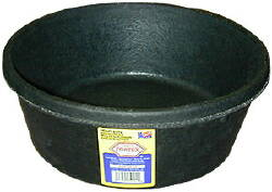 Fortex Rubber Pan 4QT - EA or CS24
