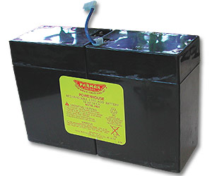 12V Fencer Battery