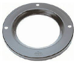 Fortex Black Feed Saver Ring - EA or PK6
