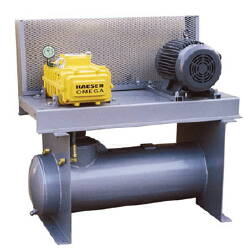 Kaeser Compact 30HP Pump Assembly w/o Motor