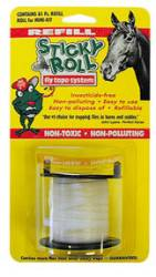 Sticky Roll Fly Tape 81' Minikit Refill--Equine