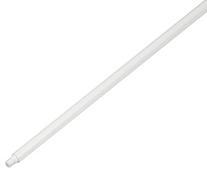 "Threaded Plastic Handle--60"" - Box of 12"