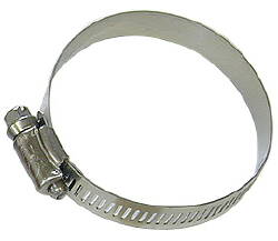"#36 2-1/2"" SS Clamp"