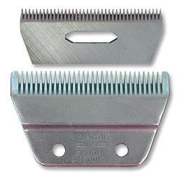 Wahl Adjustable Extra Wide Blade Set: 30-15-10