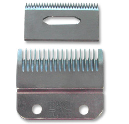Wahl Adjustable Blocking Blade Set: 9-8 1/2-8