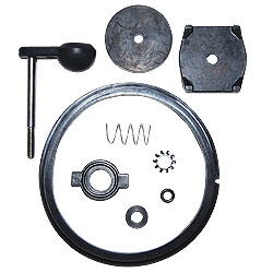 Flo-Star 9-Piece Rebuild Kit w / Valve