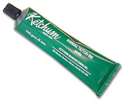 5 oz. Tube Green Tattoo Paste