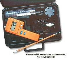 Carrying Case f/ Hay Moisture Detector