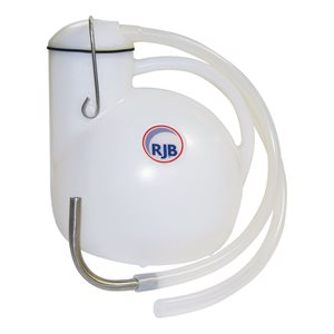 RJB Quality Milk Isolator (QMI) Quarter Milker