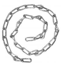 Bock's Identi Welded Steel Chain - 40""