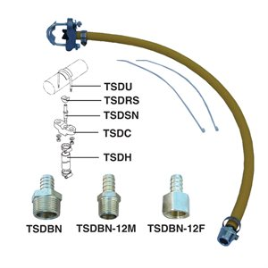 Hose for TSDK Installation Kit